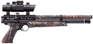 Benjamin BP2220-AP Marauder Woods Walker PCP .22-Caliber Pellet Pistol, Realtree AP Camouflage