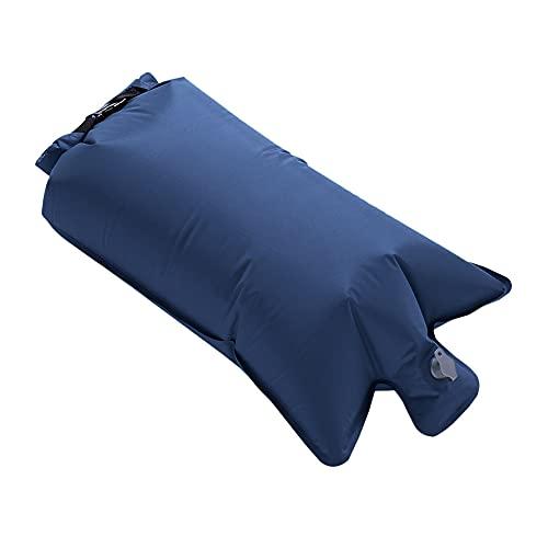 Aufblasbare Matratzentasche für den Außenbereich, tragbar, ultraleicht, Nylon Gr. Einheitsgröße, D