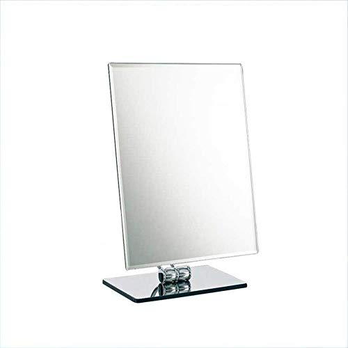Miroir JT de Maquillage de Bureau Pliante Portable Peut être Mural Princesse HD Chambre Dressing Grand Petit et Pratique