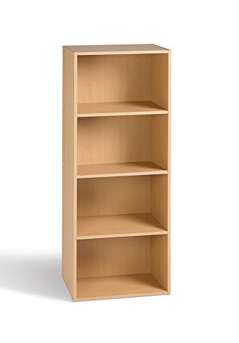libreria piccola da terra Alsapan 91458 Scaffale per Libri  Easy Life Cube 04