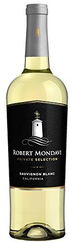 6x 0,75l - 2017er - Robert Mondavi - Private Selection - Sauvignon Blanc - Central Coast - Kalifornien - Weißwein trocken