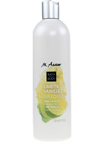M. Asam® Aqua Lotion Bodylotion Limette und Vanille - 500ml