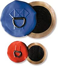 Whitewater Designs D-Ring Patch, Hypalon 8 inch - Available in Several Colors