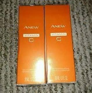 Avon Anew Vitamin C Brightening Serum Lot of 2