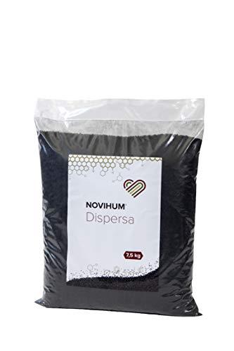 NOVIHUM Dispersa 7,5 kg -Bodenaktivator für Gemüse- und Blumenbeet (EIN und mehrjährig), Obst- und Ziergehölze, und Gras, Rasen und Bodendecker