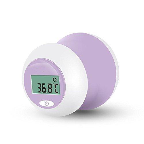 Boston Technology BA 102 Termometro Digital por infrarrojos de Contacto adecuado para bebes, niños y adultos. Tecnologia Alemana.