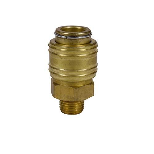 Einhell Kompressoren-Zubehör Schnellkupplung R1/4 Zoll Außengewinde