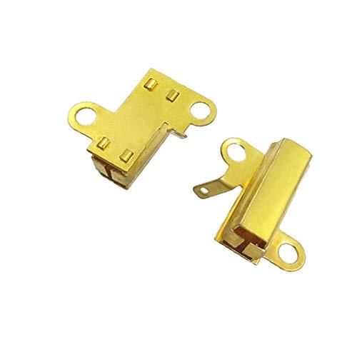 X-DREE 2 piezas de 8 mm x 5 mm porta-escobillas para taladro de perforación 2-24 de for bosch(2 Pcs 8mm x 5mm Hole Carbon Brush Holder for for bosch 2-24 Churn Drill