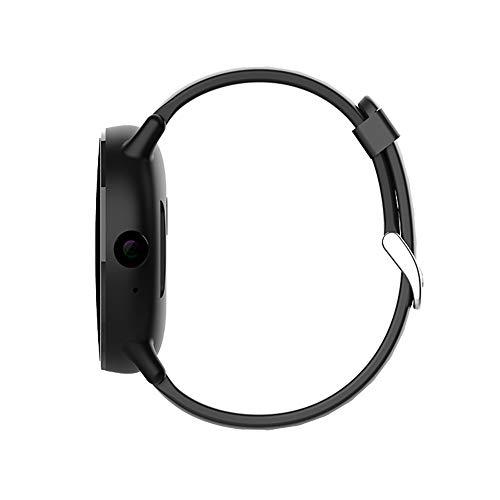 Fesjoy DM19 Smart Watch BT Sport pulsera Android 7.1 4G LTE WiFi 8MP cámara GPS frecuencia cardíaca multideporte modo compatible con hombres y mujeres