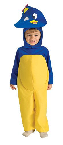 Rubies Backyardigans Child Costume, Pablo Penguin, Medium