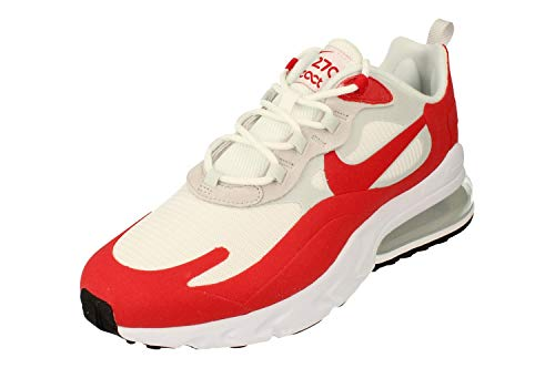 Nike Air MAX 270 React Hombre Running Trainers Cw2625 Sneakers Zapatos