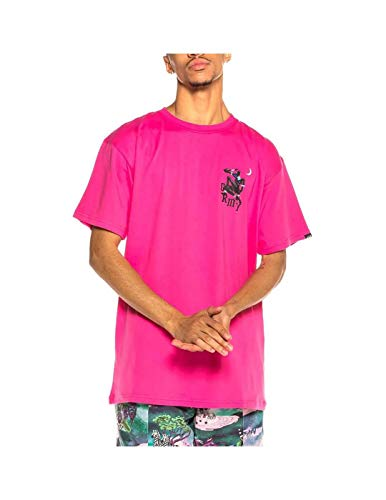 GRIMEY Camiseta Rituals and Spells tee SS20 Pink-M