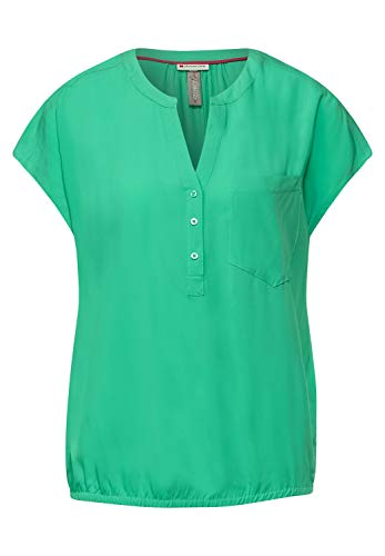 Street One 342600 Blusas, YUCCA Green, 40 para Mujer