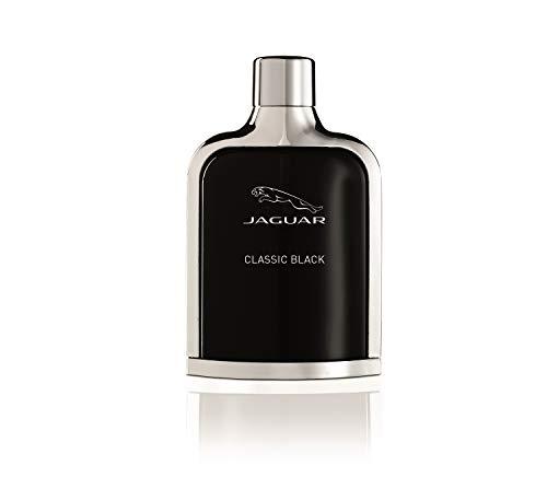 Jaguar Fragrances Classic Black, homme/man, Eau de Toilette, 40 ml