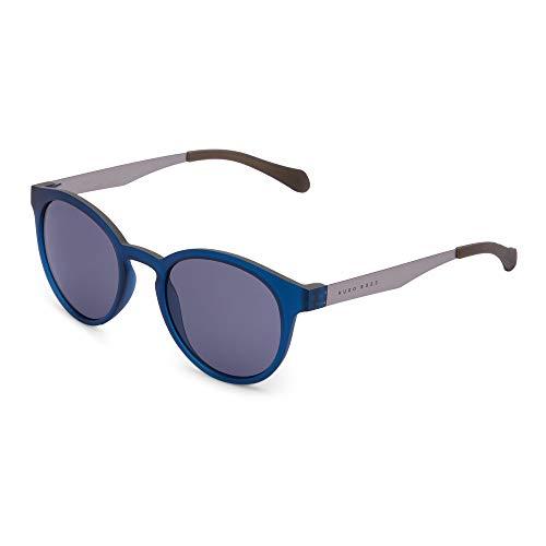 Hugo Boss 0869/S IR Gafas de sol, Azul (Dkbluee Mtrut/Grey Blue), 51 Unisex-Adulto