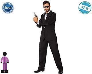 Mejor Disfraz Agente 007