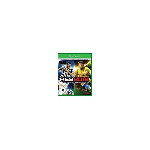 XBOX ONE - PRO EVOLUTION SOCCER 2016 DAY ONE EDITION