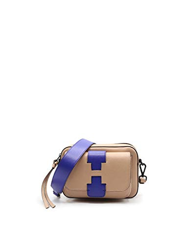Hogan Luxury Fashion Donna KBW01BC0200J607A36 Beige Borsa A Spalla | Primavera Estate 20