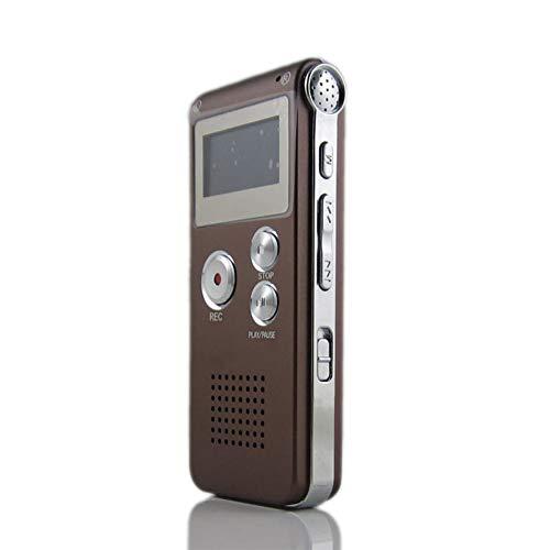 FASD 8GB Digital Audio Voice Recorder Eingebautes Mikrofon Für Vorträge/Tagungen/Klasse