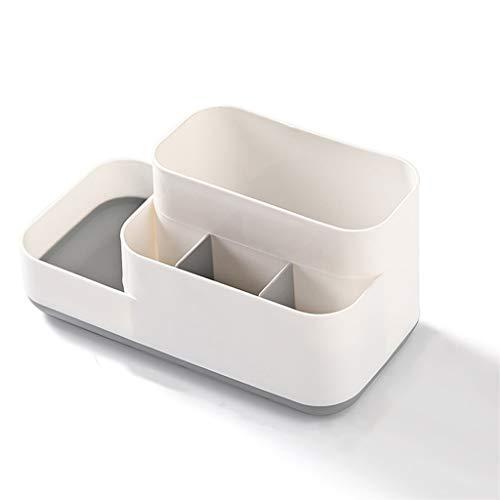 Zbm-zbm Caja De Almacenamiento, Joyero, Joyero, Gran Capacidad, Oreja Simple, Pendientes De Joyería, Caja De Acabado, Hogar (Color : Gray)