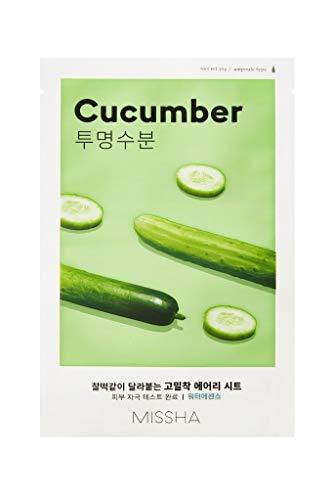 MISSHA Sheet Mask Gürke Cucumber korea gesichtmaske 1pc