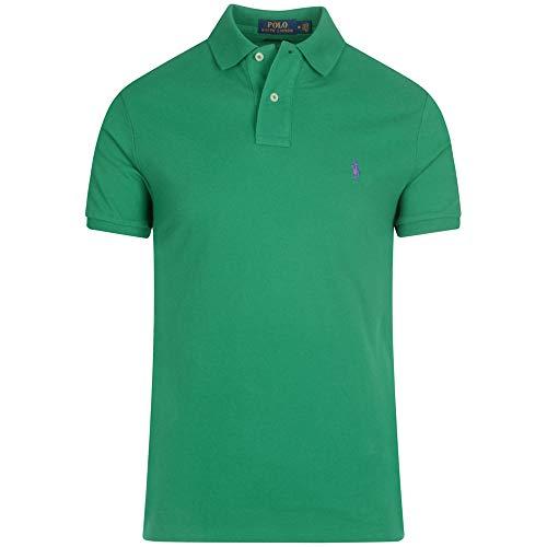 Ralph Lauren Herren Poloshirt Grün S