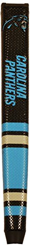 Cheap Team Golf NFL Carolina Panthers Golf Putter Grip with Removable Gel Top Ball Marker, Durable W...