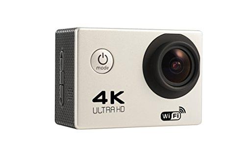 16GB TF Card + F60 4K WiFi Sports Action Video Camera, HD 4K 2.0