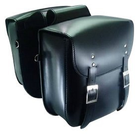 丈夫な作りと大容量収納 高品質 バイク用サイドバッグ【2個セット】愛車の魅力を引き立てる ツールバッグ ...