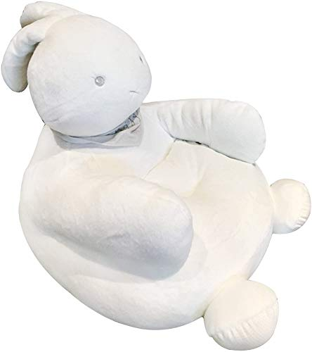 L.BAN Bambini Divano Coniglio Sedia Super Morbida Adorabile Animale Bunny Giocattoli di Peluche Cuscino del Fumetto Neonati Bambino del Bambino Giocattoli di Peluche Regali