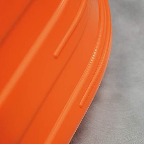 1 x Schneeschieber GRATIS! Doppelpack 2 ergonomische Kunststoff Schneeschieber ARCO 50% Rabatt (Einzelpreis 49,80) - 5