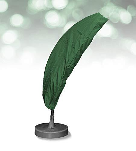Bosmere P394 Protector Plus Couverture Parasol Housse réversible – Vert/Noir