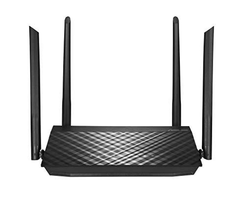 Asus RT-AC59U V2 Home Office Router (Ai Mesh WLAN System, WiFi 5 AC1500, Gigabit LAN, USB, VPN, PPTP, OpenVPN)