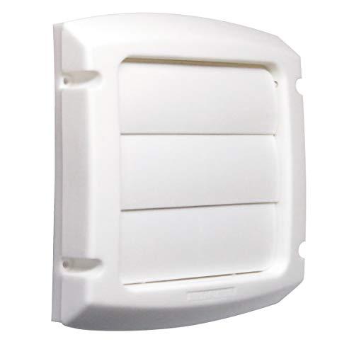 Dundas Jafine LC4WZW ProVent White Exhaust Cap, 4-Inches