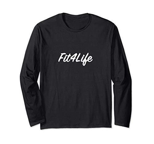 Fit4Life Merch Long Sleeve T-Shirt