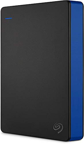 Seagate 2 TB Game Drive for PS4, USB 3.0 Portable 2.5 Inch External Hard Drive for PlayStation 4