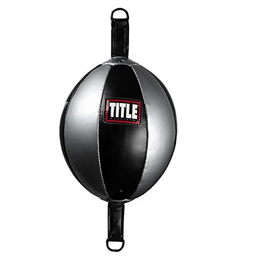 TITLE Platinum Double End Bag