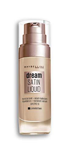 Maybelline New York - Fond de Teint soin hydratant - Dream Radiant liquid - Cannelle (40) - 30 ml