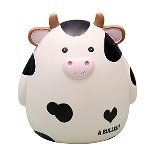 XIAOZHENT Piggy Bank Leuke Spaarpot Geld Plastic Munt Voor het aantrekken van Geld Jar Munten Spaarpot Grote Spaarpot…