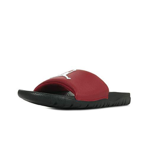 Nike Herren Jordan Break Slide Sandale, Gym RED/White-Black, 41 EU