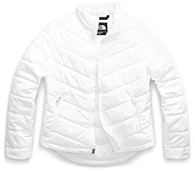 The North Face Women's Tamburello 2 Jacket, TNF White, X-Large