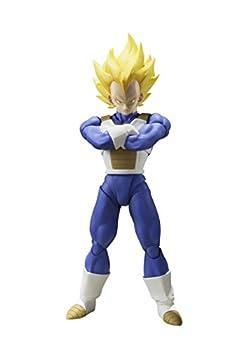 Bandai Tamashii Nations S.H Figuarts Super Saiyan Vegeta  Cell Saga   Dragon Ball Z  Action Figure