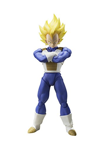 Bandai Tamashii Nations S.H. Figuarts Super Saiyan Vegeta (Cell Saga) 'Dragon Ball Z' Action Figure