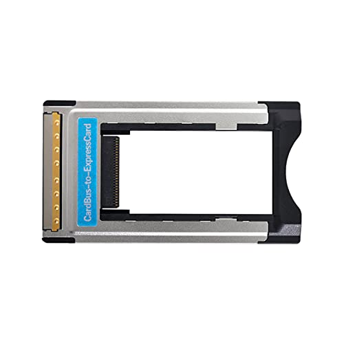 CY ExpressCard Express Card auf PCMCIA PC Konverter Kartenadapter 34 mm auf 54 mm
