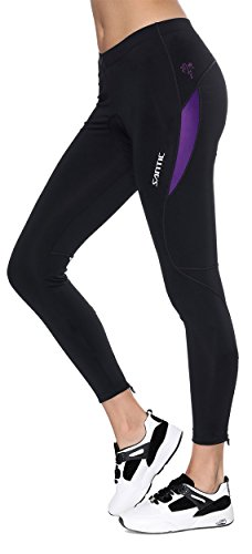bike pants women padded - 9