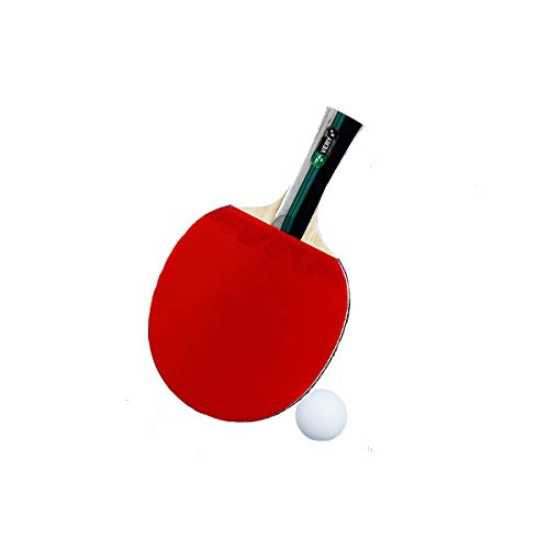 New MUZIWENJU Table Tennis Racket, Single Shot, Authentic, 9 Star Carbon Table Tennis Racket, Fast A...