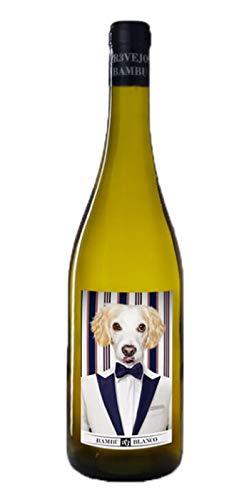 Trockener Weißwein BAMBÚ 75 cl. Kanarische Produkte