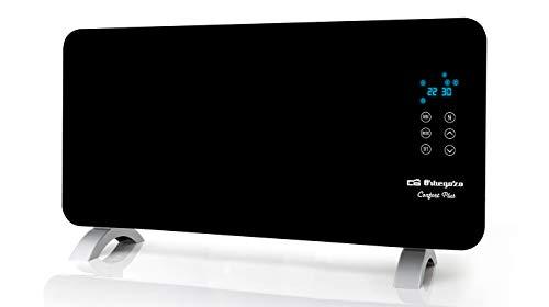 Orbegozo REH 1560 - Panel radiante digital, 1500 W, pantalla digital LED, programable, silencioso, protección IP 24