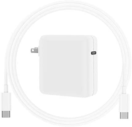 Replacement Mac Book Pro 13 Inch 61W Laptop Charger Type C Power Adapter Universal USB C PD product image