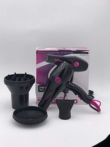 Kit secador + Difusor | secador giubra Eco Jet 2.02000W–Difusor Universal Doble